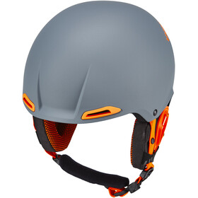UVEX JAKK+ Helmet grey-orange mat